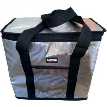Термосумка Sannen Cooler Bag на 25 літрів Silver
