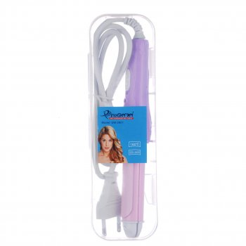 Плойка для волосся Gemei GM-2801 2 в 1 Purple (BS2569)