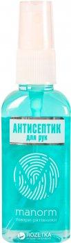 Упаковка антисептика для рук Manorm Malachite 2 шт. х 50 мл (ROZ6206101501)