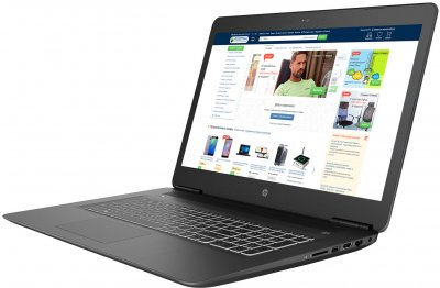 Ноутбук HP Pavilion Notebook 17-ab405ur (4GT05EA) Black