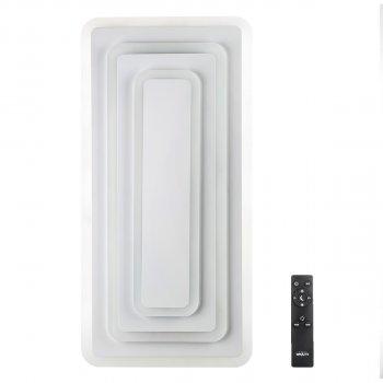 Світильник світлодіодний V-WATT Longus 100W пульт ДУ (Настінно-стельовий, Люстра LED)
