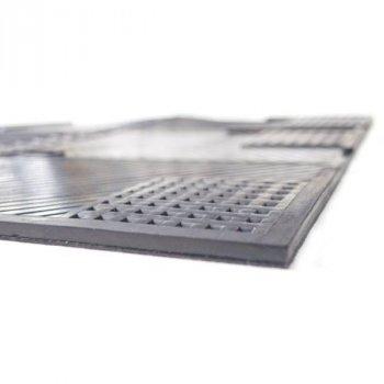Коврик противовибрационный резиновый под стиральную машину YPR К-15 55x62см