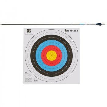Мішень 5 Для Стрільби З Лука, 40X40 См (DE8542786)