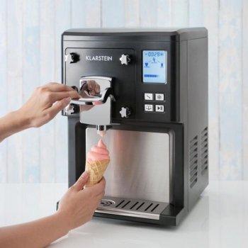 Машина для мороженого Klarstein Jen Berry 4-in-1 (10031373) черная