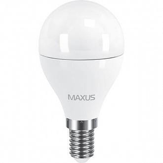 Лампа Maxus LED G45 F 6 Вт E14 3000 K тепле світло (NL30514868)