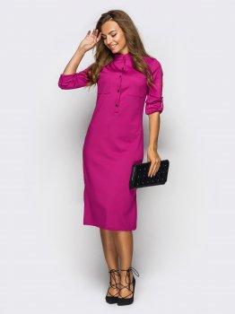 Плаття Dressa 49208 Рожеве