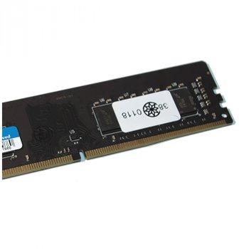 Оперативна пам'ять Golden Memory DDR4 2400MHz 8GB (GM24N17S8/8)