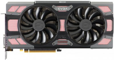 EVGA GeForce GTX 1080 CLASSIFIED GAMING 8GB (08G-P4-6386-KR) Refurbished