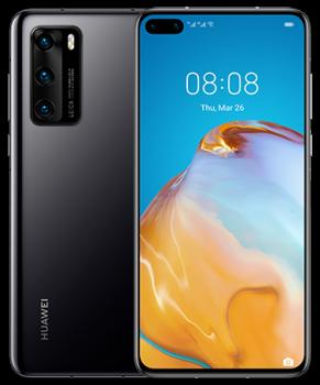 Мобильный телефон Huawei P40 8/128GB Black (863725041382704) - Уценка