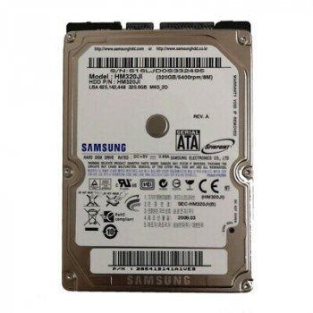 HDD Samsung SAMSUNG 320GB 5.4 K 3G 2.5 INCH SATA HDD (HN-M320MBB) Refurbished