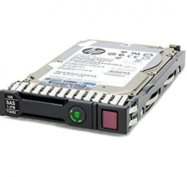 HDD HP HP 1.2TB 10K 6G 2.5INCH SAS SC HDD - NO LABEL (697631-001-NL) Refurbished