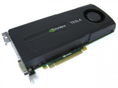 Відеокарта HPE HPE nVIDIA C2050 GPGPU COMPUTE Card (030-2443-001) Refurbished
