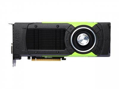 Відеокарта HPE HPE PCA nVIDIA QuadRO M6000 PCIE. X 16 GPU (P0002681-001) Refurbished