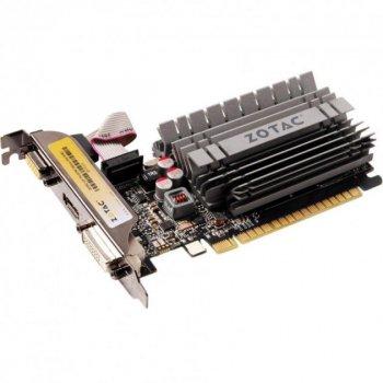 Видеокарта ZOTAC International Ltd ZOTAC G210 SYNERGY EDITION 1GB PCIE GRAPHICS CARD HIGH PROF BRKT (ZT-20313-10L-HP) Refurbished
