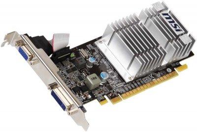 Відеокарта 3RD PARTY MSI GEFORCE 8400 512MB 64-BIT GRAPHICS CARD (N8400GS-D512D3H/LP) Refurbished