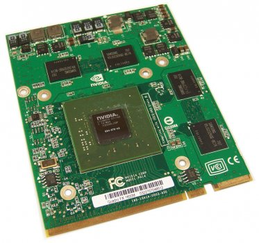 Видеокарта HP HP 256MB MEZZANINE CARD (FX1600) Refurbished