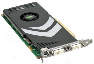 Відеокарта Nvidia NVIDIA GEFORCE 8800 GT 512MB GDDR3 PCI-E GRAPHICS CARD (600-50393-0503-103) Refurbished