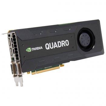 Відеокарта HPE HPE PCA GFX nVIDIA Quadro K5200 6GB (783876-001) Refurbished