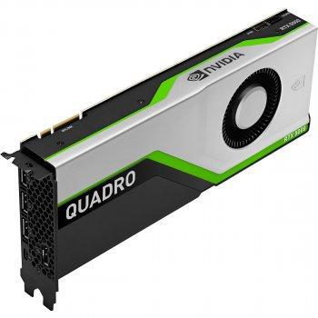 Видеокарта HPE HPI nVIDIA Quadro RTX 5000 16 GB (4)DP plus USBc (5JH81AA) Refurbished