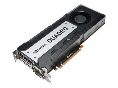 Відеокарта HPE HPE PCA nVIDIA Quadro K6000 12GB PCIe (736859-001) Refurbished