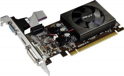 Видеокарта PNY GEFORCE 210 1GB 64-BIT DDR3 PCI EXPRESS 2.0 GRAPHICS CARD (VCGG2101D3XPB) Refurbished