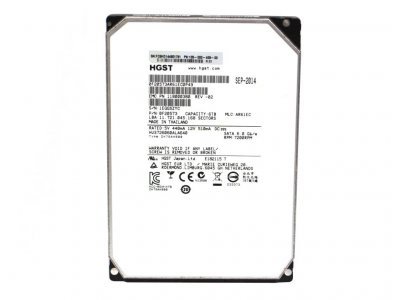 HDD EMC EMC Disk 6TB 7.2 K SATA 3,5 (118000380) Refurbished