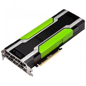 Видеокарта HPE HPE nVIDIA TESLA P100 16GB GPUX16 PCIE.250W (P0004360-001) Refurbished
