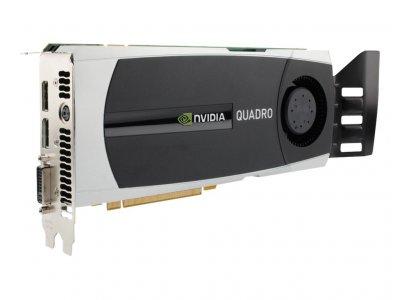 Видеокарта HPE HPE PCA nVIDIA Quadro 5000T 2.5GB PCIe (735316-001) Refurbished