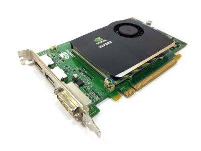 Видеокарта PNY PNY NVIDIA QUADRO FX580 512MB DVI/DUAL DP VIDEO CARD (VCQFX580-PCIE-T) Refurbished