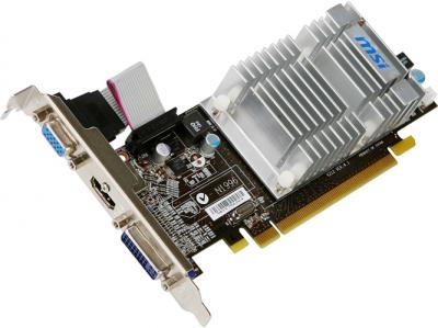 Відеокарта AMD AMD RADEON HD 6350 512MB DDR3 PCI-E X16 LOW PROF GRAPHICS CARD (R5450-MD1GD3H-LP) Refurbished