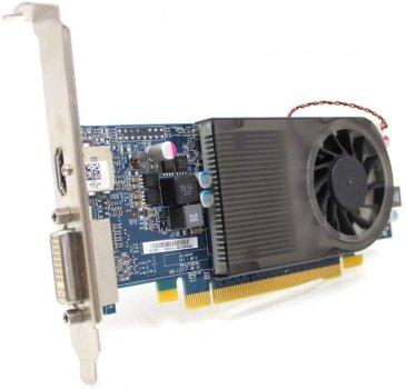 Видеокарта HPE HPI Assy AMD R7 240 Badger2FH 2GBD (742920-001) Refurbished