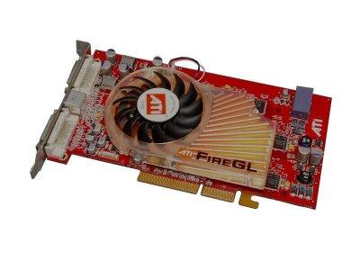Відеокарта HPE HPE PCA AGP 8X/4X FGLX3-256MB (030-2071-002) Refurbished
