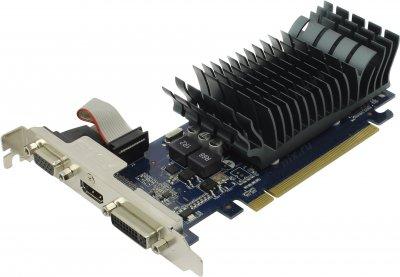 Видеокарта Asus ASUS GEFORCE 210 1GB 64-BIT DDR3 PCI EXPRESS 2.0 GRAPHICS CARD (EN210-SILENT) Refurbished