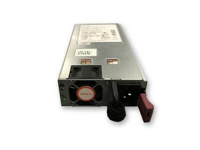 Блок живлення Cisco 9300-1200W-AC, Port-side Exhau (N9K-PAC-1200W-B) Refurbished