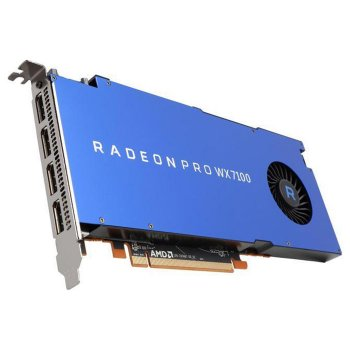 Відеокарта HPE HPI AMD Radeon Pro WX 7100 8GB Graphic Card (Z0B14AA) Refurbished