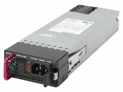 Блок живлення HPE HP - - X362 - Stromversorgung redundant / Hot-Plug (Plug-In-Modul) - WS 1 (JG545A) Refurbished