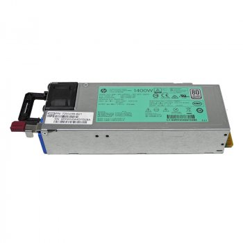Блок питания HP HP 1400W FLEX SLOT PLATINIUM HOT PLUG POWER SUPPLY (HSTNS-PD43) Refurbished