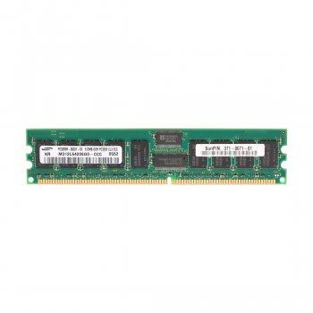 Оперативна пам'ять Sun SUN Microsystems 512MB (1*512MB) PC3200R ECC MEMORY KIT (371-0071-01) Refurbished