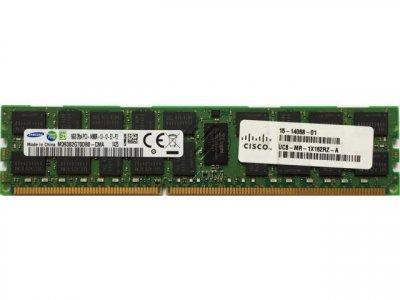 Оперативная память Cisco ORTIAL 32GB (1*32GB) 4RX4 PC4-17000P-L DDR4-2133MHZ LRDIMM (UCS-SPL-M32-OT) Refurbished