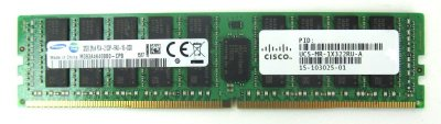 Оперативная память Cisco ORTIAL 32GB (1*32GB) 2RX4 PC4-17000P-R DDR4-2133MHZ RDIMM (UCS-MR-1X322RU-A-OT) Refurbished