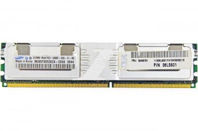 Оперативна пам'ять IBM 512MB PC2-5300F ECC DDR2 SERVER MEMORY DIMM (38L5901) Refurbished