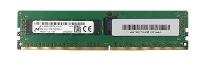 Оперативная память Micron MICRON 8GB (1*8GB) 2RX8 PC4-17000P-R DDR4-2133MHZ 1.2V RDIMM (MTA18ASF1G72PDZ-2G1) Refurbished