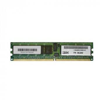 Оперативна пам'ять IBM IBM 512MB PC3200 CL3 ECC DDR2 (38L5092) Refurbished
