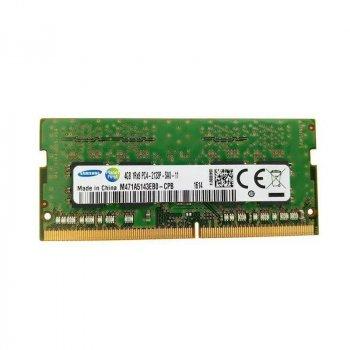 Оперативная память Samsung SAMSUNG 4GB (1*4GB) 1RX8 PC4-17000P-S DDR4-2133MHZ SODIMM (M471A5143EB0-CPB) Refurbished