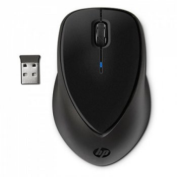 Миша HP HPI Comfort Grip Wireless Mouse (691922-001) Refurbished