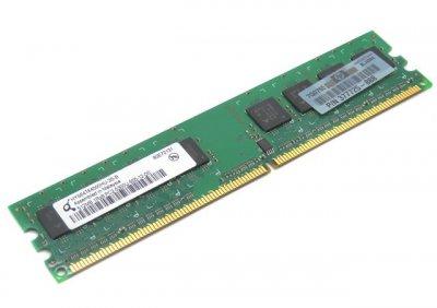 Оперативна пам'ять HP HP 512MB 1RX16 PC2-5300U DDR2 667MHZ MEMORY DIMM (377725-888) Refurbished