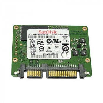SSD HP HPE 3Par 64GB SSD Node Boot Drive 7000 SATA SATA (54-90-20800-064G) Refurbished