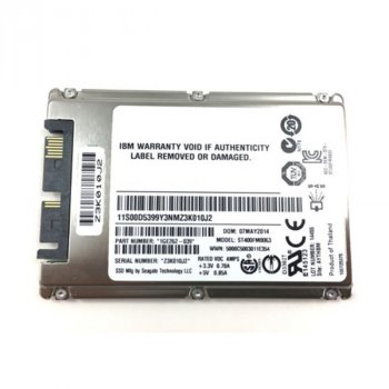SSD IBM IBM 2*15.8 GB 2.5 INCH SOLID STATE DRIVE - DUAL SSD KIT (44E9153-DUAL) Refurbished