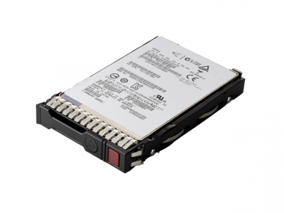 SSD HP HPE DRV SSD 100GB 3G SATA 3.5 in MLC SC (653968-001) Refurbished
