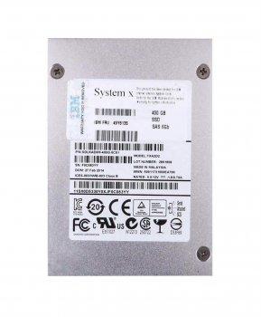 SSD IBM Lenovo SAS-SSD 400GB 6G SAS SFF - (49Y6135) Refurbished
